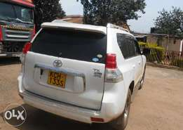 Selling of a Toyota Landcruiser