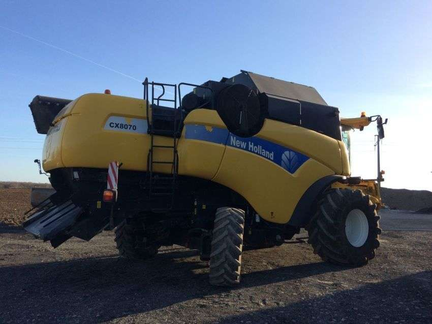 New Holland cx 8070 - 2009 - image 16