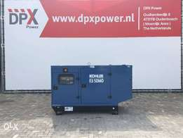 Sdmo J110K - 110 kVA | DPX-17106-S - To be Imported