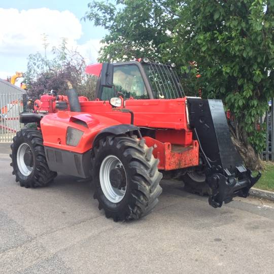 Manitou MLT 845-120 - 2013