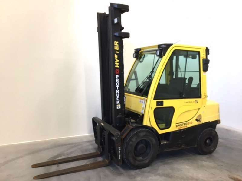 Hyster H3.0ft Adv - 2012
