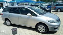 Silver Honda airwave fresh import HP accepted