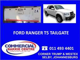 ford ranger t5 07-09 tail gate second hand