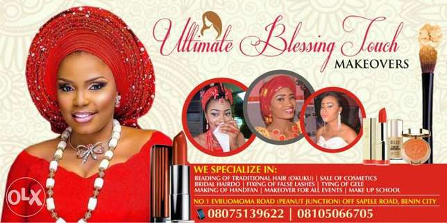 Ultimate Blessing Touch makeover Benin City - image 1