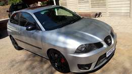 2007 Cupra 1.8 T C3 Car in exelent condition and super fast.