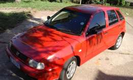 vw polo playa 1.4 with full service record and papers in order,was in