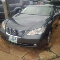 Few Months Nigerian Used Lexus ES350, 2009, Very Ok You'll love it.