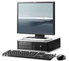 complete set of desktop Pc