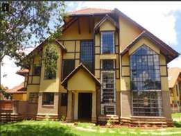 Prime home for sale in karen with swimming pool
