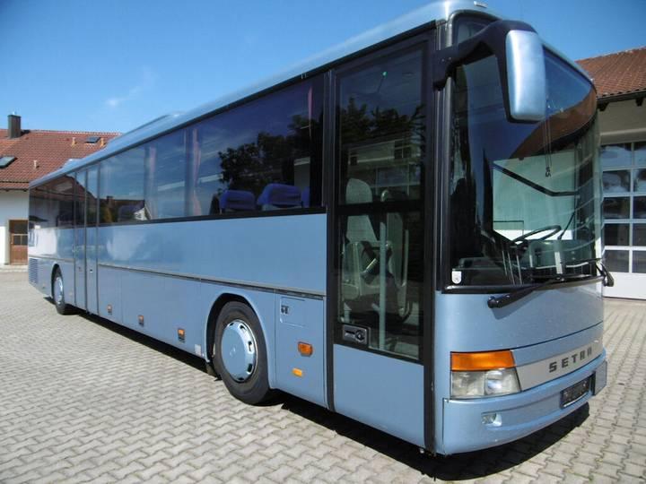 Setra S 316 UL - 2003