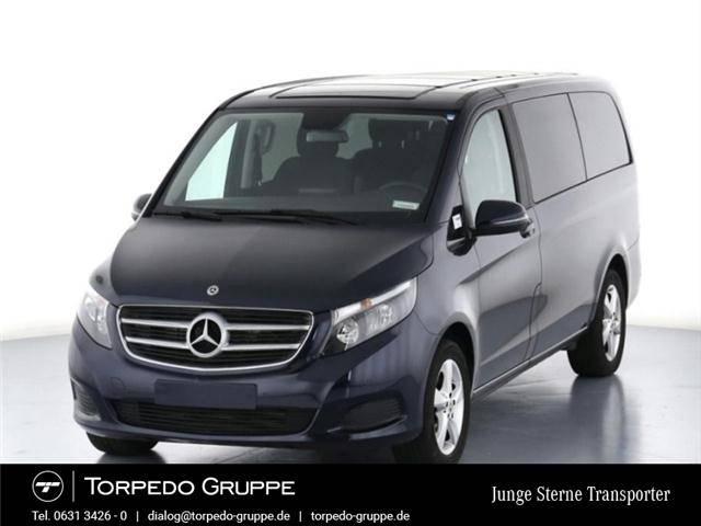 Mercedes-Benz V 220 d LANG V 220 LUXUSKOMBI LANG+7 SITZE+2xKLIMA+TEMPOMAT - 2018