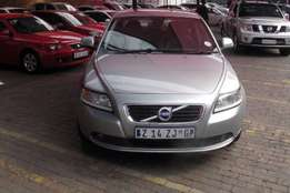 volvo s40 2.0d a/t