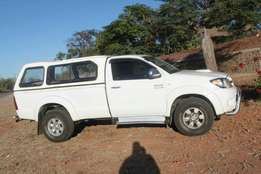 For Sale Toyota hilux 2008 Model 180KM on the clock power steering 4x2
