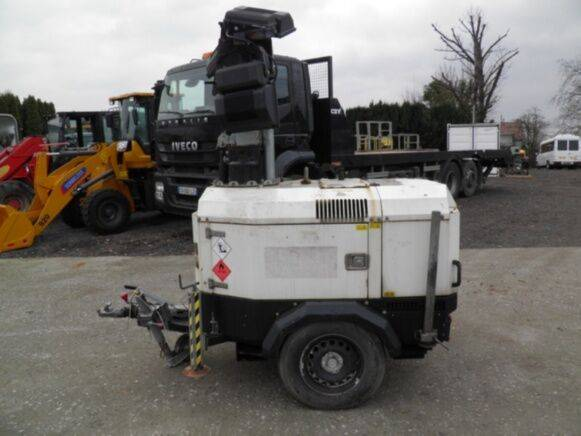 Towerlight vb-9 light tower for sale by auction - 2011