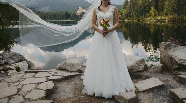 Suknia ślubna Nowy Sącz Olxpl