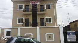 Newly built spacious 3bedroom apartment at Oshodi