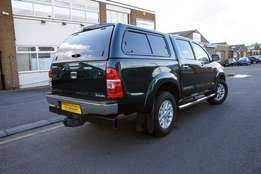 Toyota hilux double Cab brand new car ni