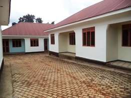 2 Bedrooms, tiled with a kitchen bathroom and toilet inside for rent