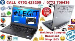 DELL E6510 Core i7 UK USED Laptops As Good As New wit 500gb HDD