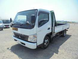 MITSUBISHI / Canter CHASSIS # FE82D-551 year 2009