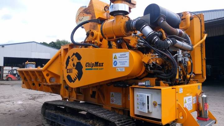 CBI Chipmax 484vt (1283) - 2013