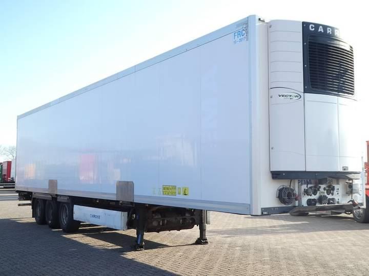 Krone DOPPELSTOCK BI-TEMP carrier vector1850mt - 2011