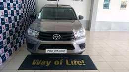 Hilux 2.4 GD with aircon