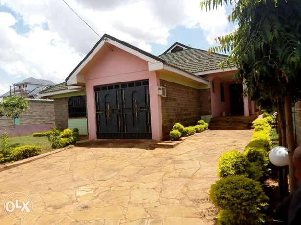 3 bedeoom bungalow on sale!! Thika - image 2