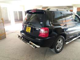 Clean toyota kluger on sale
