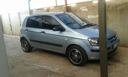 Hyundai Getz for sale in great condition