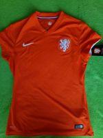 Nike Эксклюзивная футболка сборной Голландии 2b6642f26edd8