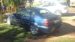 BMW 320d in a great condition
