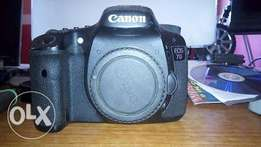 Canon 7d for sale