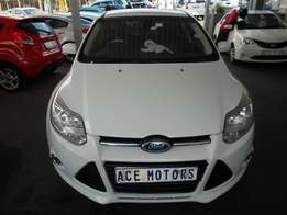 2013 Ford Focus 1.6 Ti VCT Sport for sale R180000