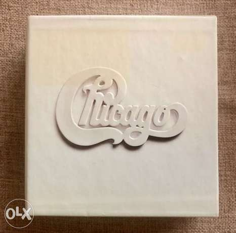 Chicago: At Carnegie Hall 4 cd set with posters and book let