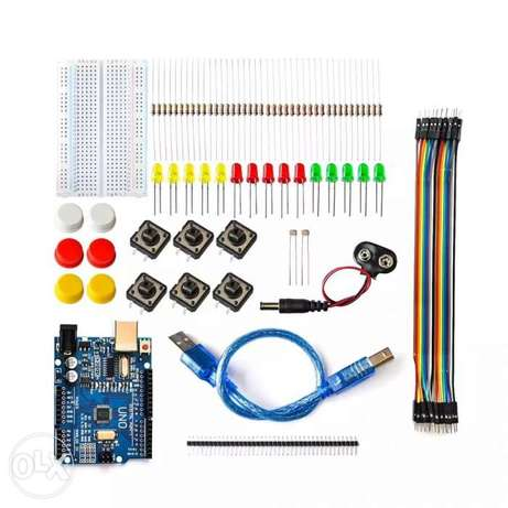 Arduino Basic Starter Kit