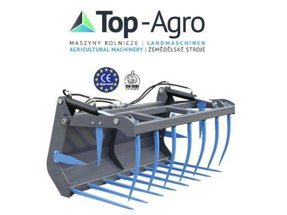 Top-Agro Silage Grip / 1,4m Kzc14, Direct! - 2019