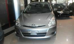 Toyota wish old shape 2009 silver