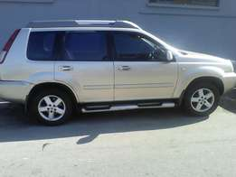 2004 Nissan X - Trail One Owner