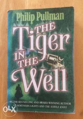 the tiger in the well - Phillip Pullman