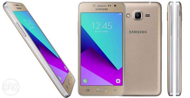Samsung Galaxy Grand Prime Plus,Gold, 5 moths, 9K Negotiable, Emergenc Embu Town - image 1