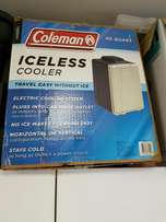 Coleman iceless cooler