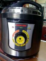 Electric pressure cooker 6 litres