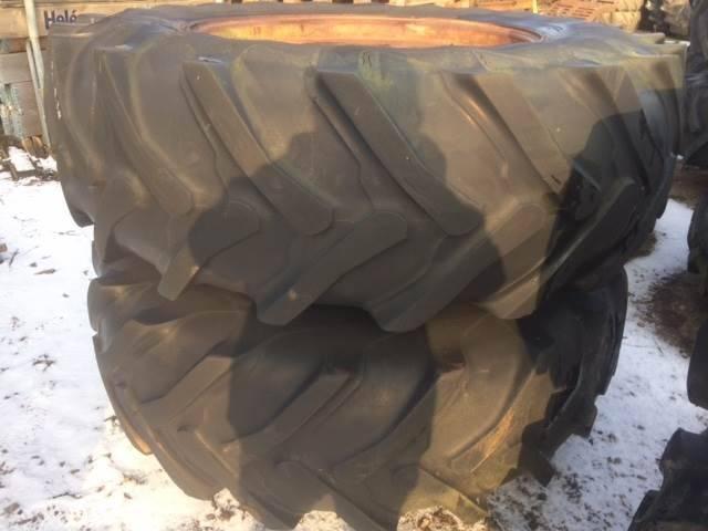 20.8x38 Tvillinghjul