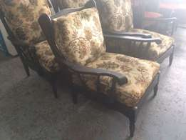 2 x Grafton Everest Chairs