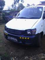 Toyota Townace diesel,manual,used personal errands,accident free,must