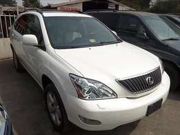 Foreign Used Lexus RX330  (2004)
