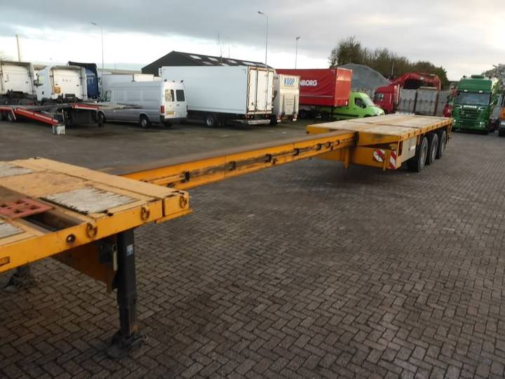 Doll 3 AXLE STEERING 7.3m extendable - 2003