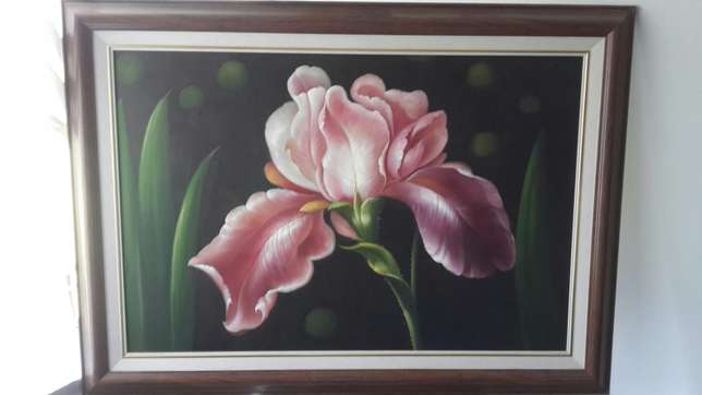Rose Paiting decor East Rand - image 1
