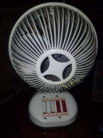 Vintage fan and heater Benoni - image 1